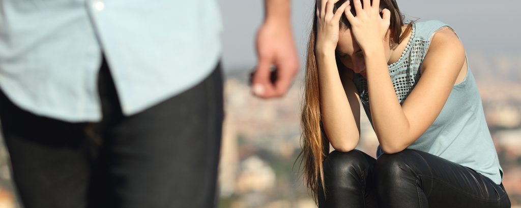 Dating a man with fear of abandonment